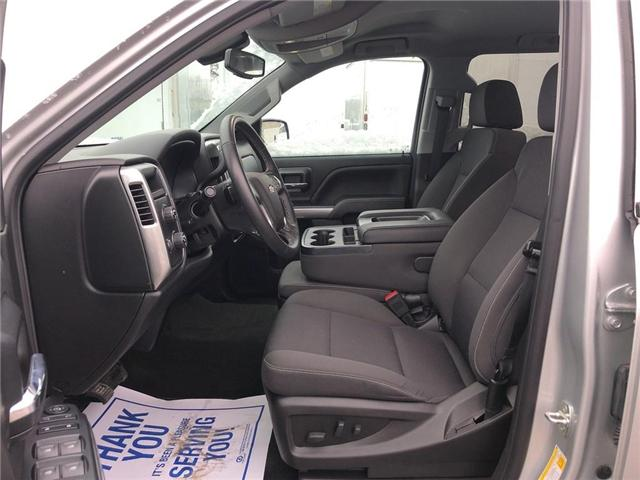2018 Chevrolet Silverado 1500 Used 2018 Chev. 1500 Silverado Crew-Cab (Stk: PU85171) in Toronto - Image 9 of 15