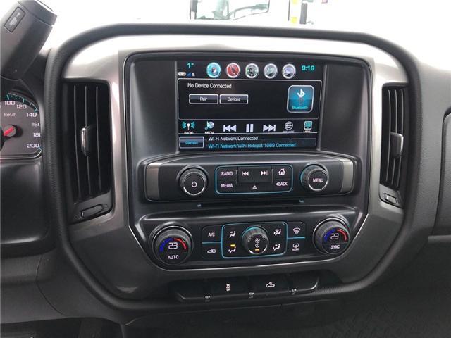 2018 Chevrolet Silverado 1500 Used 2018 Chev. 1500 Silverado Crew-Cab (Stk: PU85171) in Toronto - Image 13 of 15