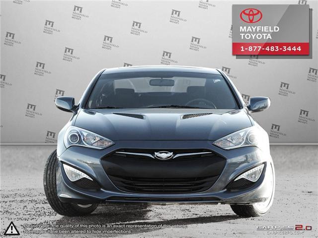 2013 Hyundai Genesis Coupe 2.0T Premium (Stk: 1801833A) in Edmonton - Image 2 of 22