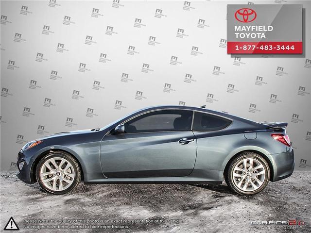 2013 Hyundai Genesis Coupe 2.0T Premium (Stk: 1801833A) in Edmonton - Image 3 of 22