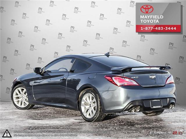 2013 Hyundai Genesis Coupe 2.0T Premium (Stk: 1801833A) in Edmonton - Image 4 of 22
