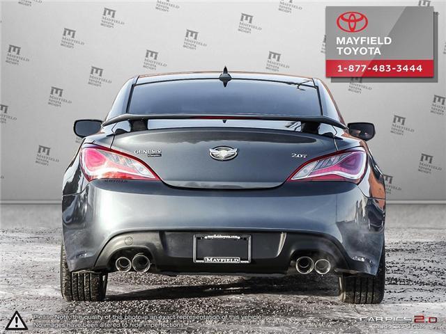 2013 Hyundai Genesis Coupe 2.0T Premium (Stk: 1801833A) in Edmonton - Image 5 of 22