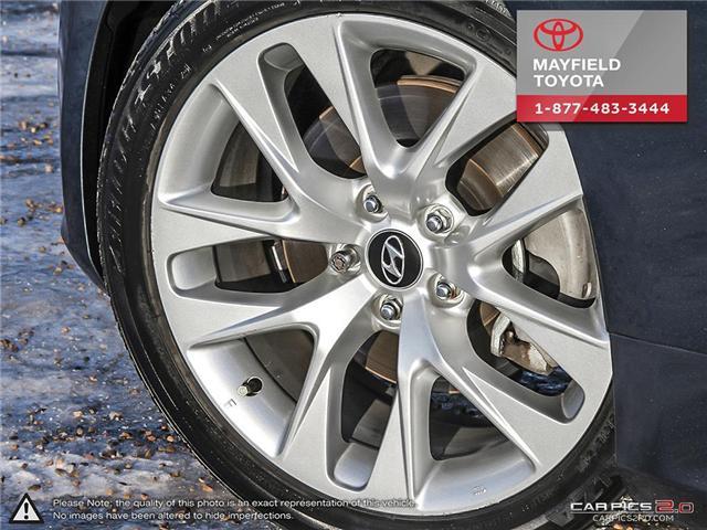 2013 Hyundai Genesis Coupe 2.0T Premium (Stk: 1801833A) in Edmonton - Image 6 of 22