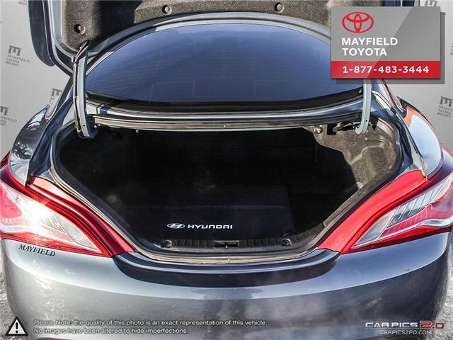 2013 Hyundai Genesis Coupe 2.0T Premium (Stk: 1801833A) in Edmonton - Image 10 of 22