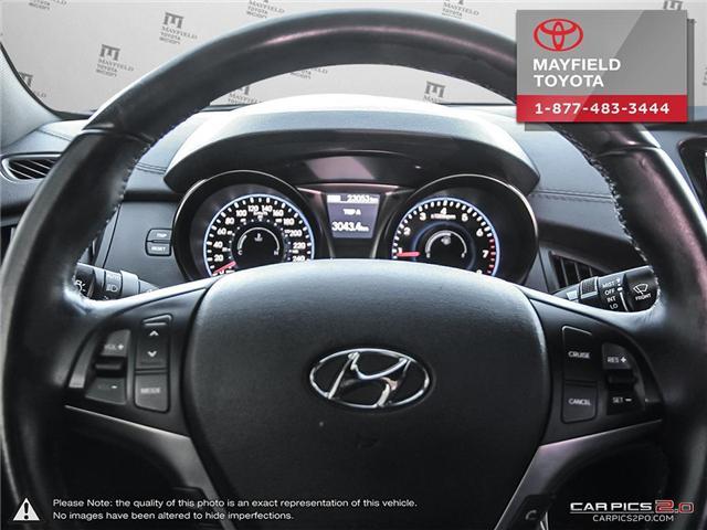 2013 Hyundai Genesis Coupe 2.0T Premium (Stk: 1801833A) in Edmonton - Image 13 of 22