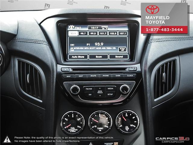 2013 Hyundai Genesis Coupe 2.0T Premium (Stk: 1801833A) in Edmonton - Image 21 of 22