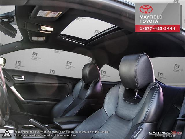 2013 Hyundai Genesis Coupe 2.0T Premium (Stk: 1801833A) in Edmonton - Image 22 of 22