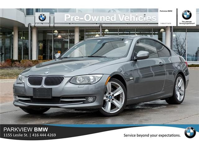 2011 BMW 328i xDrive (Stk: PP8264AA) in Toronto - Image 1 of 19