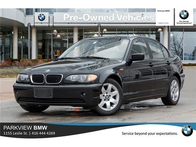 2002 BMW 325i  (Stk: PP8286A) in Toronto - Image 1 of 19