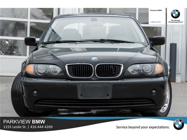 2002 BMW 325i  (Stk: PP8286A) in Toronto - Image 2 of 19