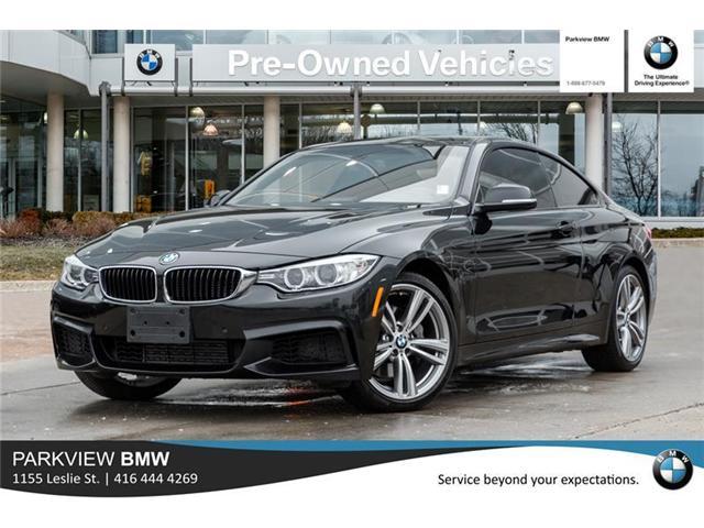 2015 BMW 435i xDrive (Stk: PP8289) in Toronto - Image 1 of 18