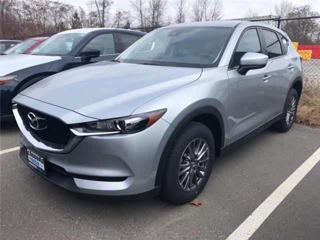 2018 Mazda CX-5 GS (Stk: 18162) in Cobourg - Image 1 of 5