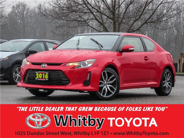 2016 Scion tC  (Stk: U8121) in Whitby - Image 1 of 22