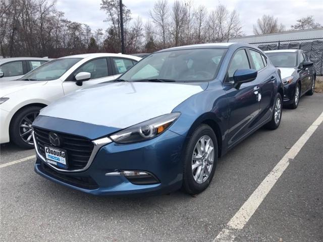 2018 Mazda Mazda3 GS (Stk: 18431) in Cobourg - Image 1 of 5