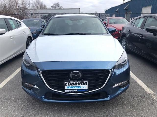 2018 Mazda Mazda3 GS (Stk: 18431) in Cobourg - Image 2 of 5