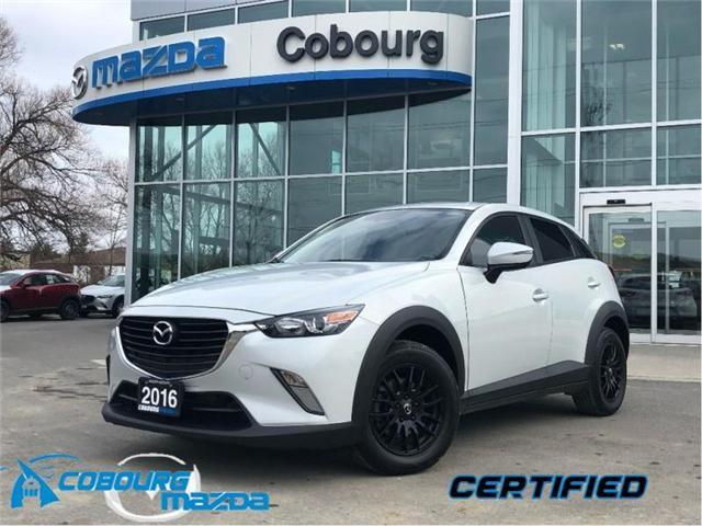2016 Mazda CX-3 GS (Stk: 18428A) in Cobourg - Image 1 of 17