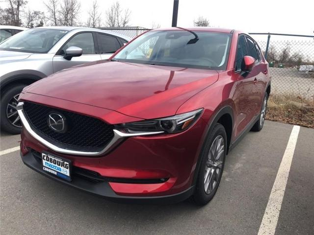 2019 Mazda CX-5 GT w/Turbo (Stk: 19035) in Cobourg - Image 1 of 5