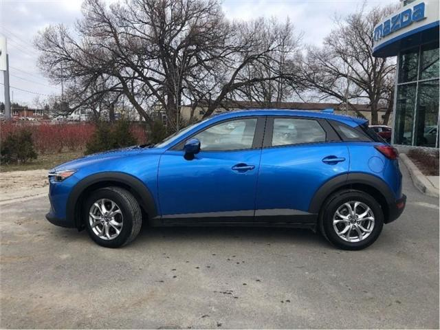 2017 Mazda CX-3 GS (Stk: 19010A) in Cobourg - Image 2 of 17