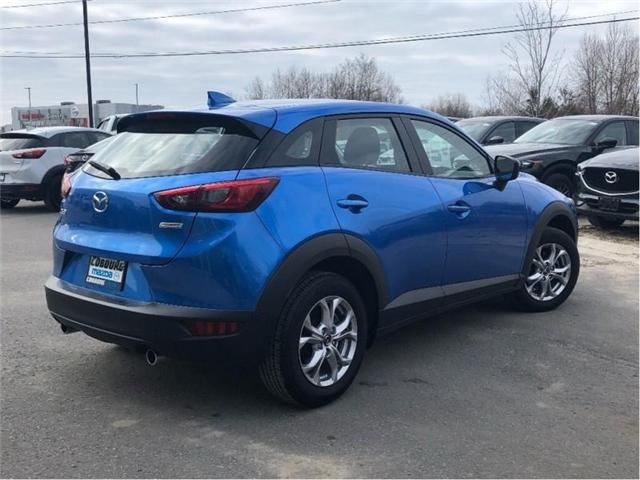 2017 Mazda CX-3 GS (Stk: 19010A) in Cobourg - Image 5 of 17