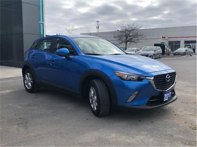 2017 Mazda CX-3 GS (Stk: 19010A) in Cobourg - Image 7 of 17