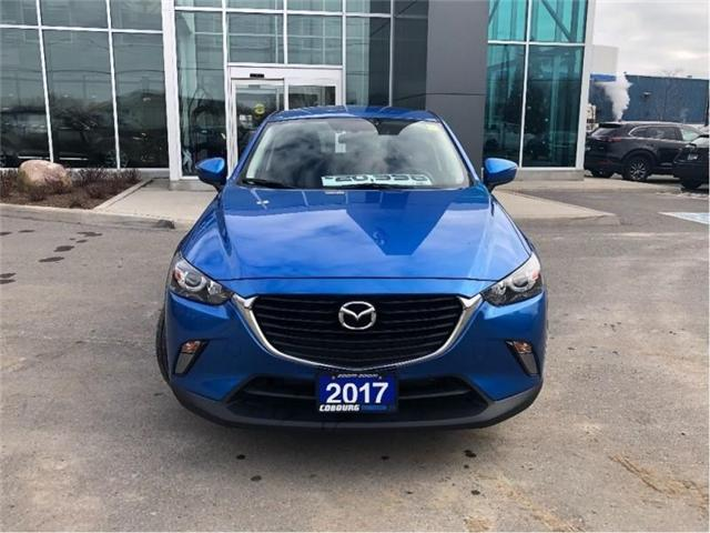 2017 Mazda CX-3 GS (Stk: 19010A) in Cobourg - Image 8 of 17