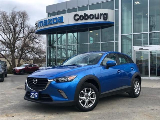 2017 Mazda CX-3 GS (Stk: 19010A) in Cobourg - Image 9 of 17