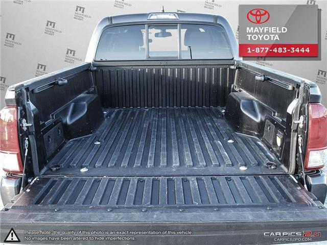 2017 Toyota Tacoma SR5 (Stk: 1862809A) in Edmonton - Image 10 of 22