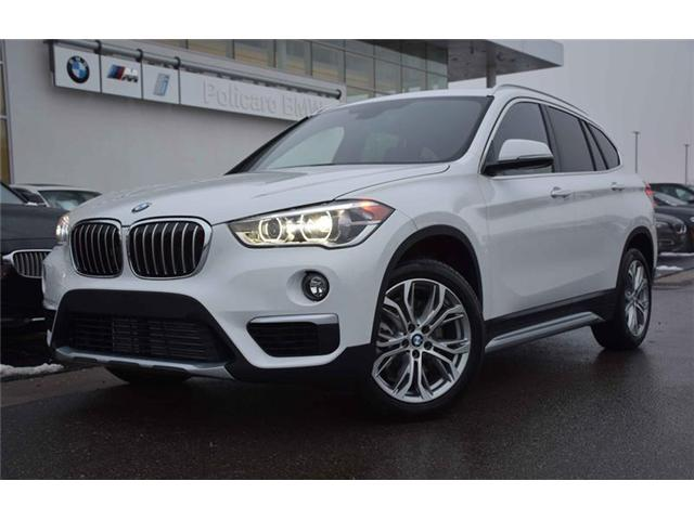 2018 BMW X1 xDrive28i (Stk: 8H33410) in Brampton - Image 1 of 12