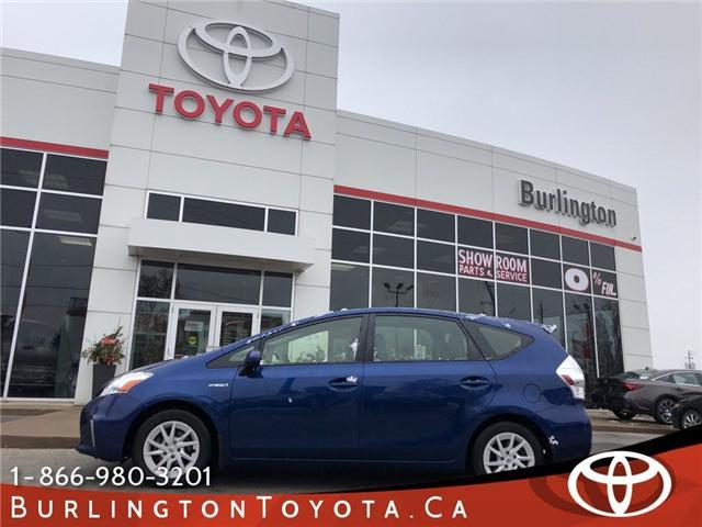 2012 Toyota Prius v Base (Stk: 187076A) in Burlington - Image 1 of 18