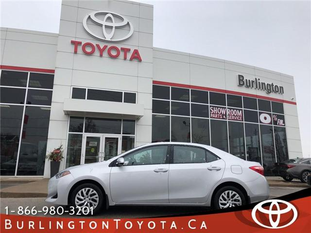2018 Toyota Corolla  (Stk: U10503) in Burlington - Image 1 of 18