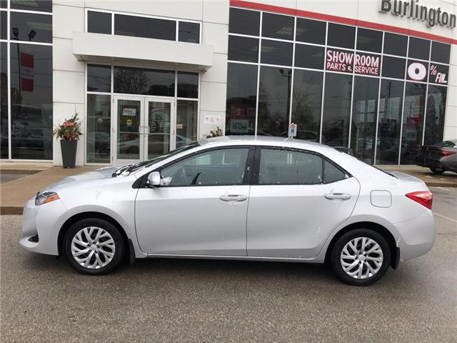 2018 Toyota Corolla  (Stk: U10503) in Burlington - Image 2 of 18