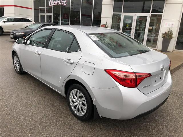2018 Toyota Corolla  (Stk: U10503) in Burlington - Image 3 of 18