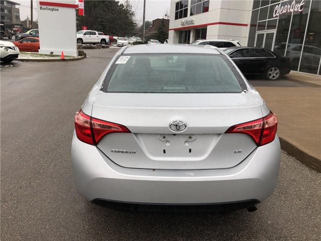 2018 Toyota Corolla  (Stk: U10503) in Burlington - Image 4 of 18