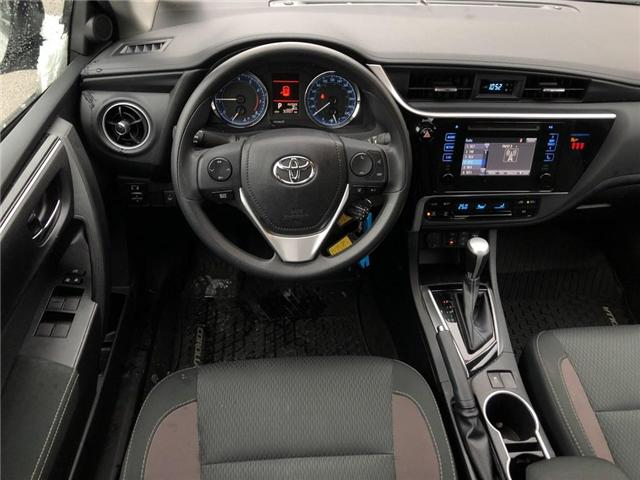 2018 Toyota Corolla  (Stk: U10503) in Burlington - Image 17 of 18