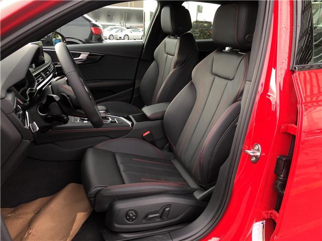 2018 Audi A4 2.0T Technik (Stk: N4896) in Calgary - Image 10 of 22