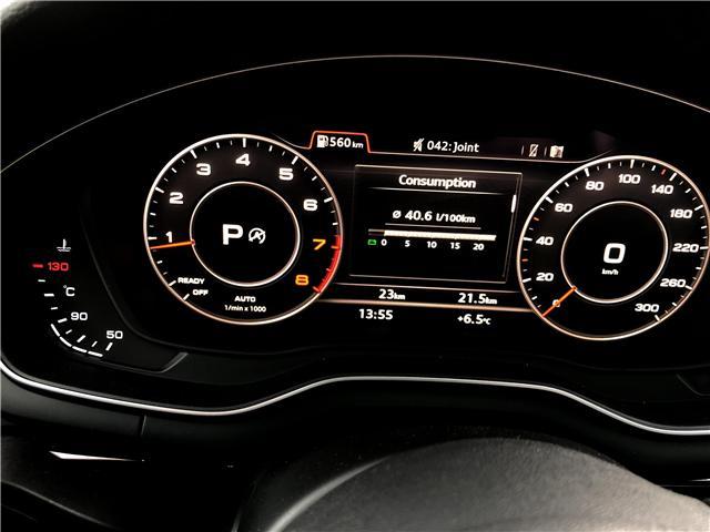 2018 Audi A4 2.0T Technik (Stk: N4896) in Calgary - Image 15 of 22