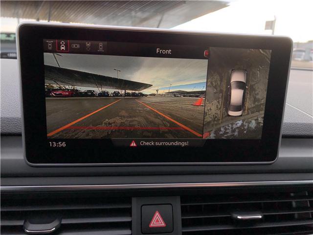 2018 Audi A4 2.0T Technik (Stk: N4896) in Calgary - Image 16 of 22
