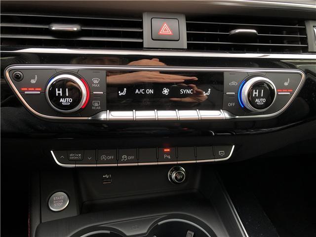 2018 Audi A4 2.0T Technik (Stk: N4896) in Calgary - Image 17 of 22