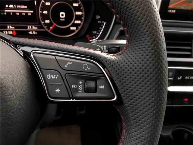 2018 Audi A4 2.0T Technik (Stk: N4896) in Calgary - Image 20 of 22