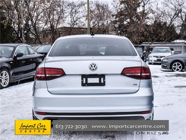 2015 Volkswagen Jetta 1.8 TSI Highline (Stk: 206154) in Ottawa - Image 5 of 22