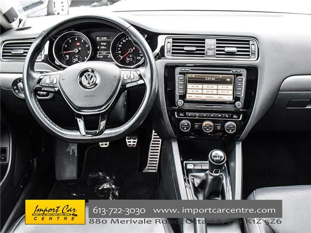 2015 Volkswagen Jetta 1.8 TSI Highline (Stk: 206154) in Ottawa - Image 17 of 22