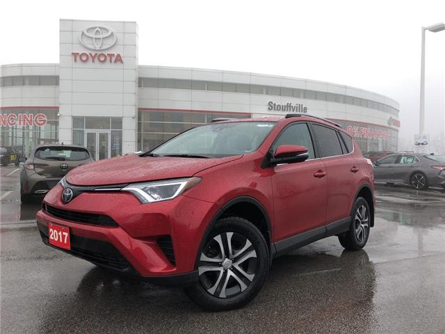 2017 Toyota RAV4  (Stk: 190208A) in Whitchurch-Stouffville - Image 1 of 19