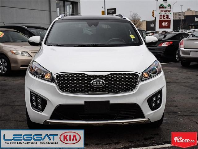 2016 Kia Sorento 3.3L SX (Stk: 906037A) in Burlington - Image 2 of 24