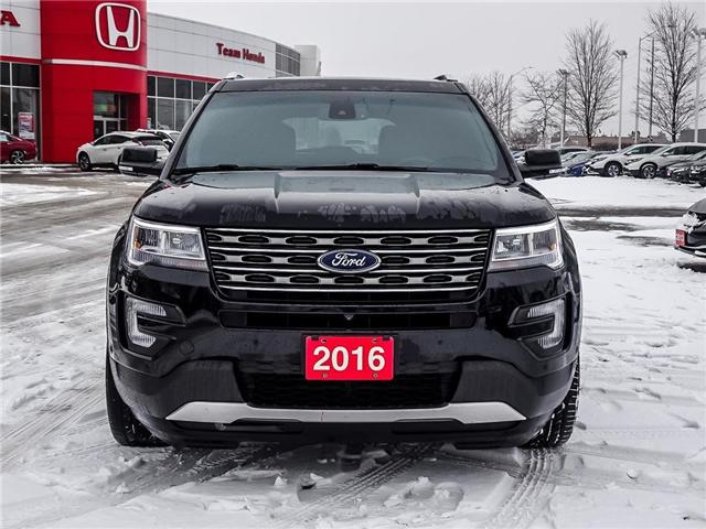2016 Ford Explorer Limited (Stk: 19161A) in Milton - Image 2 of 30