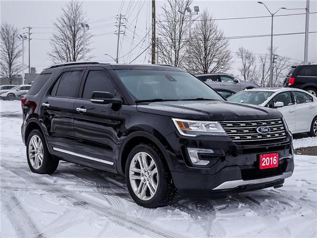 2016 Ford Explorer Limited (Stk: 19161A) in Milton - Image 3 of 30