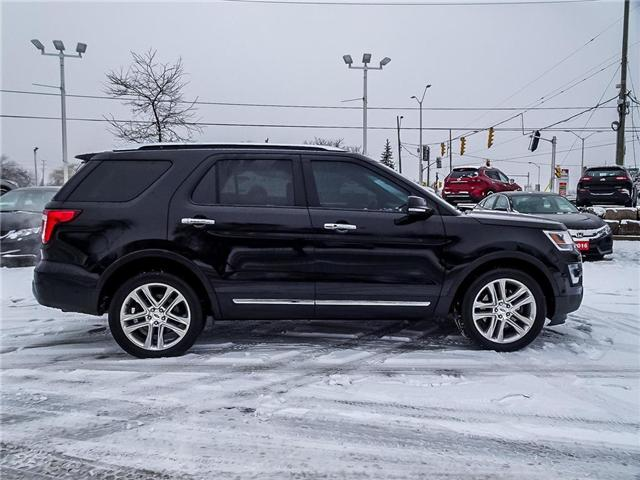 2016 Ford Explorer Limited (Stk: 19161A) in Milton - Image 4 of 30