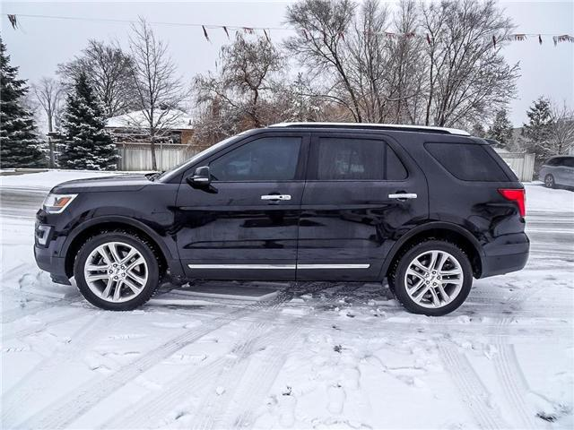 2016 Ford Explorer Limited (Stk: 19161A) in Milton - Image 8 of 30