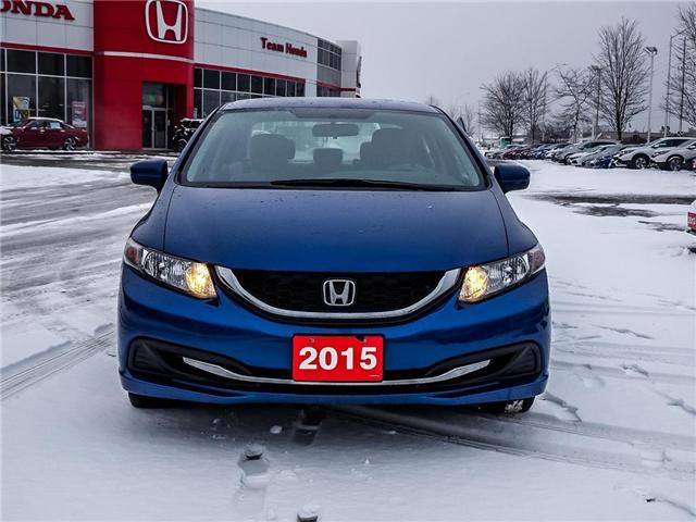 2015 Honda Civic LX (Stk: 19153A) in Milton - Image 2 of 26