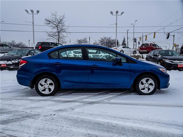 2015 Honda Civic LX (Stk: 19153A) in Milton - Image 4 of 26