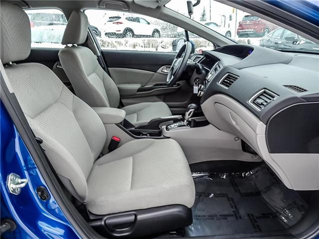 2015 Honda Civic LX (Stk: 19153A) in Milton - Image 19 of 26